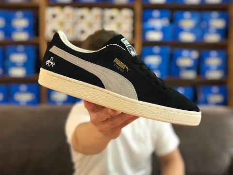 Puma Suede Rudolf Dassler 50th | Adi's bro | First impression