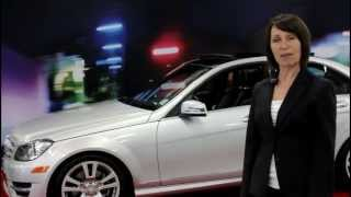 A Walkround on the 2013 C350 4MATIC with <b>Charlotte Bennett</b> at ...
