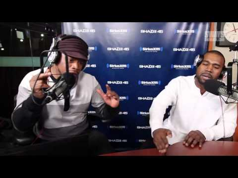 Kanye West: YOU AINT GOT THE ANSWERS Makes fool of himself on Sway in the Morning!