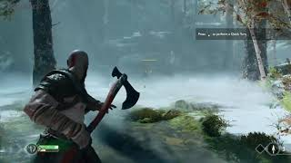 New God Of War Gameplay Part 2 (March) 2018