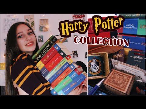 My Harry Potter Collection • Συλλογή Χάρι Πότερ ⚡️
