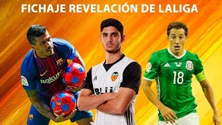 Baixar Gonzalo Guedes, Paulinho, Andrés Guardado... ¿Mejor fichaje de LaLiga 2017-18?