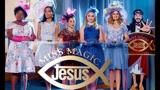 NEW TV SHOW CONTINUES HOLLYWOOD'S ATTACK ON JESUS...