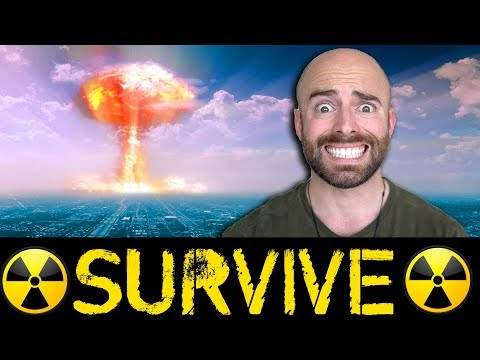 10 Ways to Survive a Nuclear Blast
