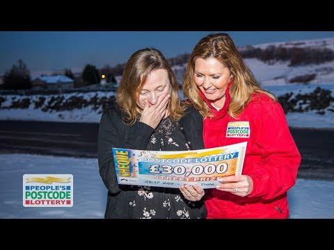 Street Prize Winners - SK17 8AY In Peak Dale On 09/12/2017 - People's Postcode Lottery