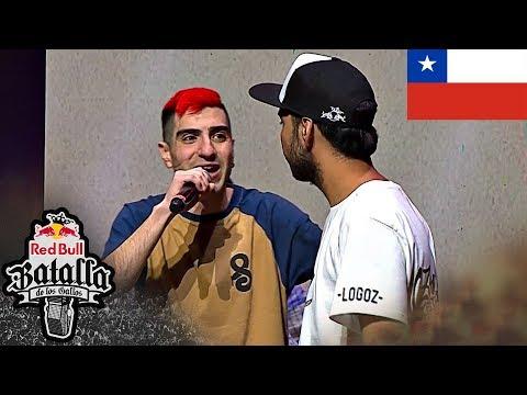PEPE GRILLO vs ACERTIJO: Semifinal - Final Nacional Chile 2018 \u200b