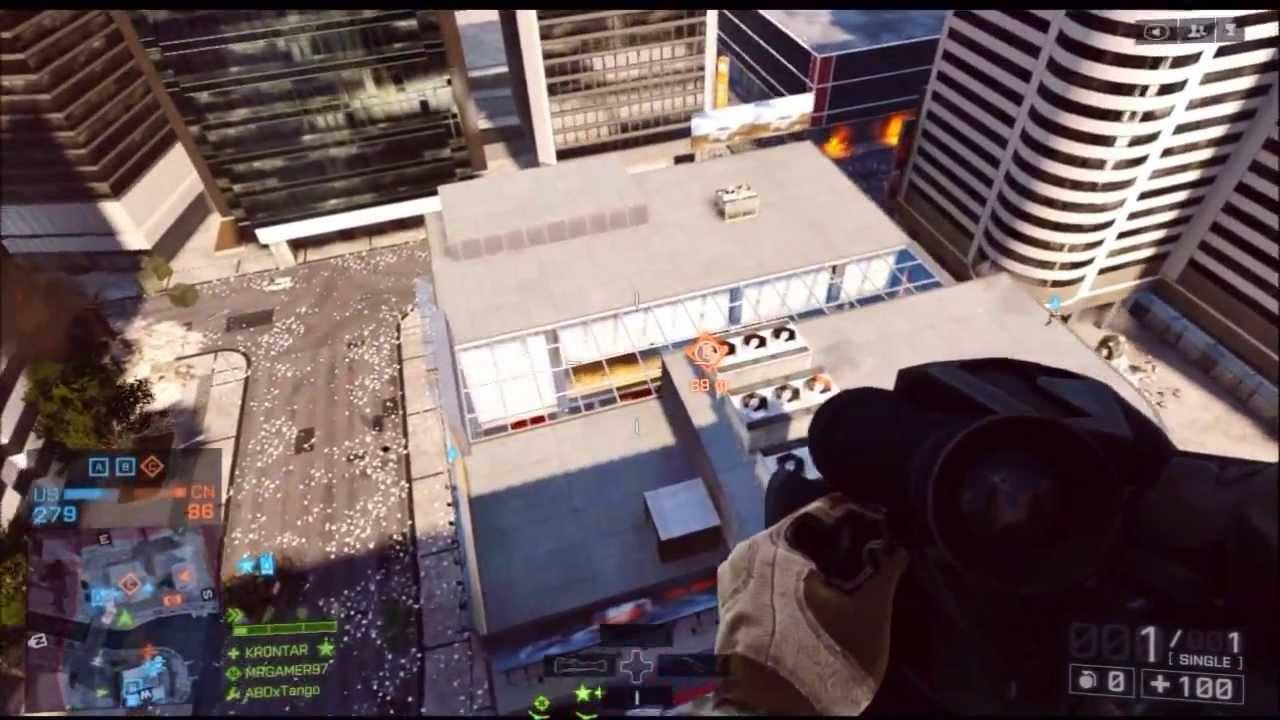 Fuse Xbox 360 Multiplayer : Battlefield multiplayer gameplay xbox youtube