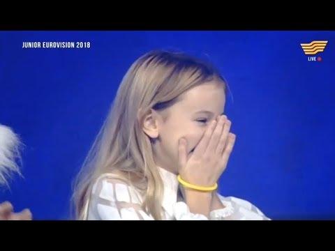 Junior Eurovision 2018 Kazakhstan Winner Daneliya Tuleshova