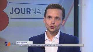 7/8 Le Journal – lundi 21 novembre 2016