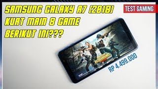 Download Video Samsung Galaxy A7 2018 Gaming Test MP3 3GP MP4
