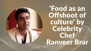 Food as an Offshoot of culture by