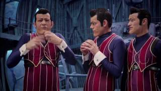 We are number one but all of the number ones are replaced with numberwang