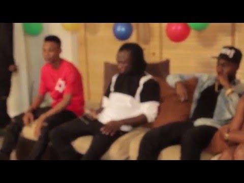 SKALES FT DAVIDO - ALWAYS (B-T-S VIDEO)