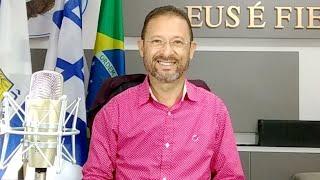 Convite especial de DEUS.Com o Profeta Marcelo Gomes.
