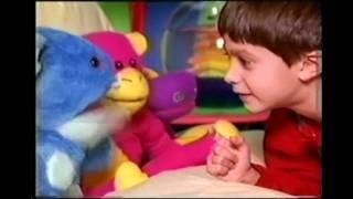 Nick Jr Sings - Manners Song/Being Polite (1999)