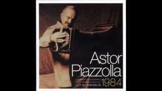 Astor Piazzolla Quinteto con Raúl Lavié - Los pájaros perdidos (Live inTokio 1984)