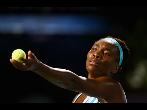 2015 Dubai Duty Free Tennis Championships Day 2 WTA Highlights