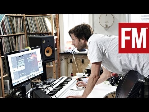 Lindstrøm In The Studio With Future Music