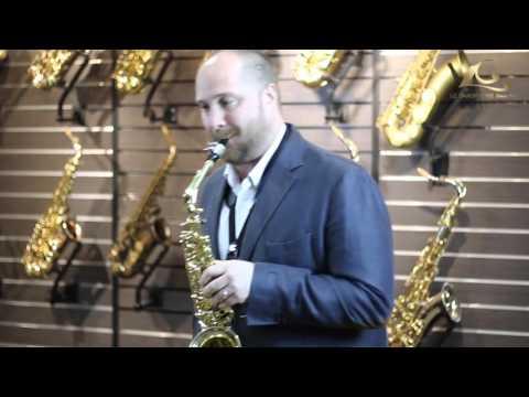 LC A-700CL Alto Saxophone