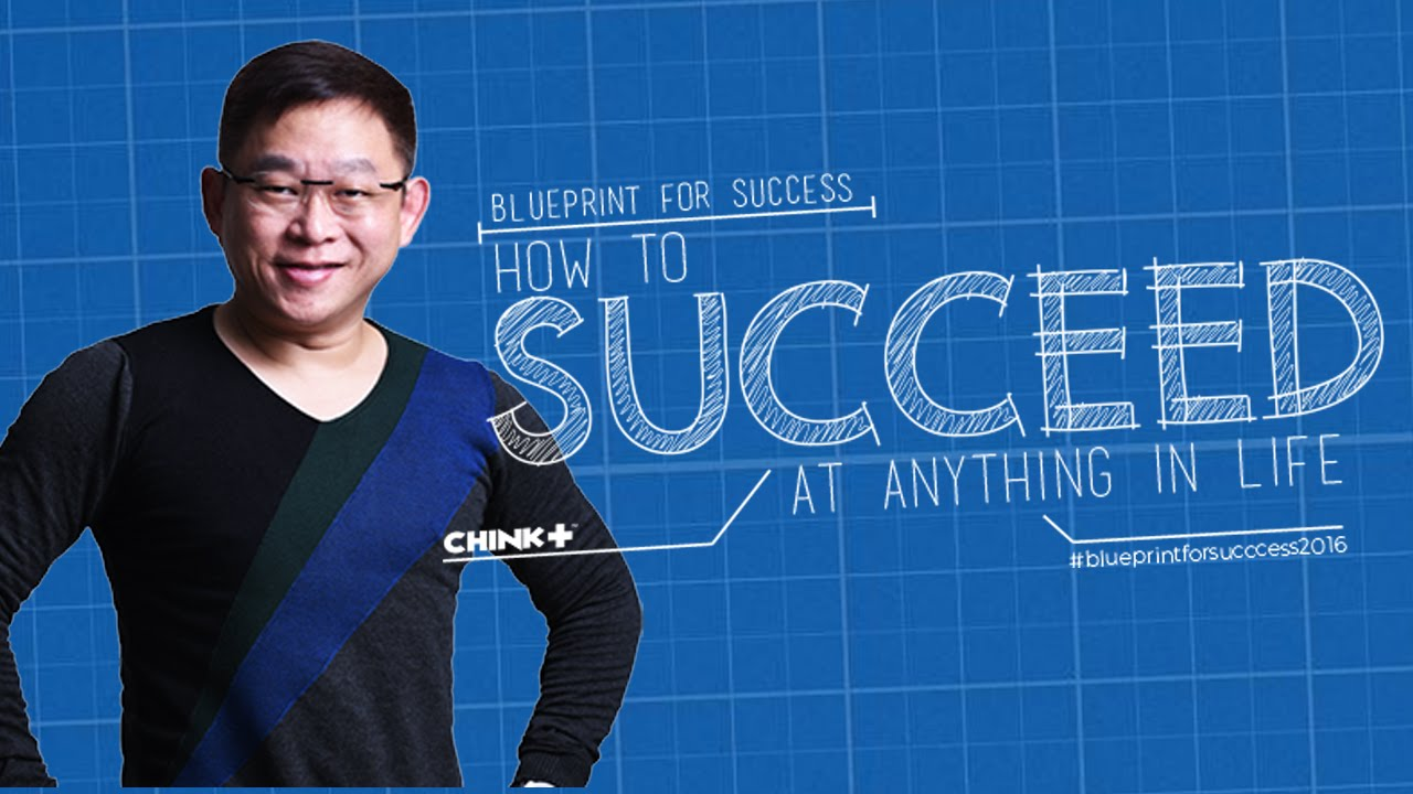 Blueprint for success how to succeed at anything in life youtube malvernweather Gallery