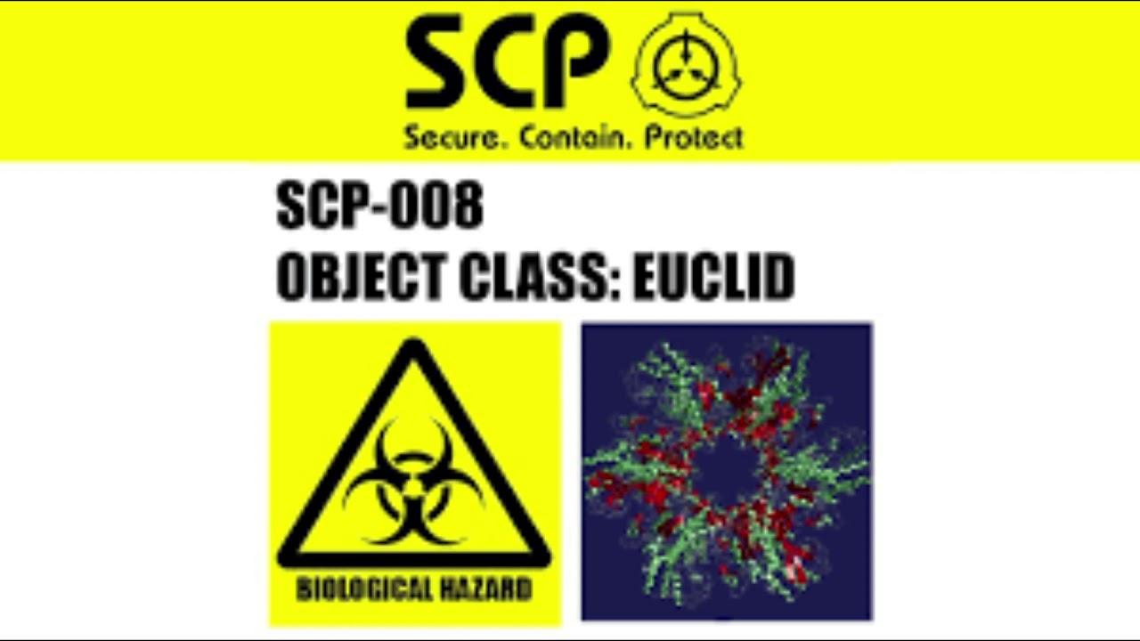 SCP-008: The Zombie Virus