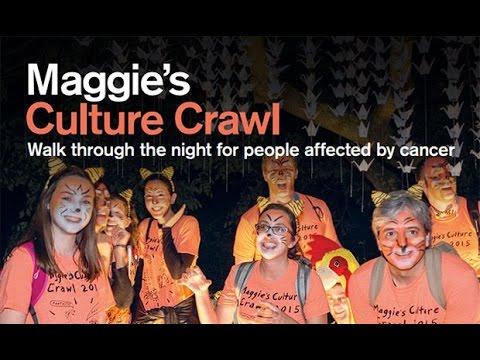 Maggies Culture Crawl Glasgow 2016