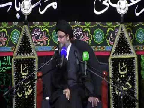 02 Majlis 02 Muharram 1439 2017 Maulana Aqeel Ul Garavi
