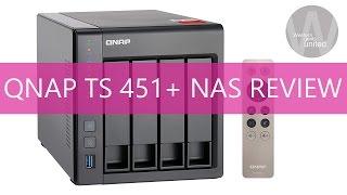 QNAP TS 451+ NAS REVIEW