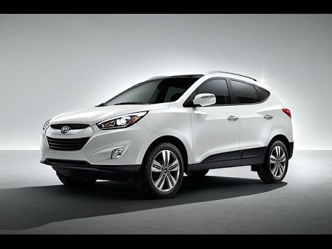 2015 Hyundai Tucson Youtube