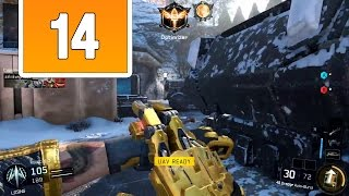 BLACK OPS 3 - ROAD To PRESTIGE MASTER #14 (BO3 PS4 Live Multiplayer Gameplay)