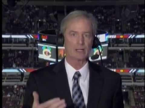 Chicago Blackhawks Send Get Well Message to Sal Ferrara