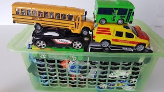 My Cars Collection Box Full of Cars Video for Kids