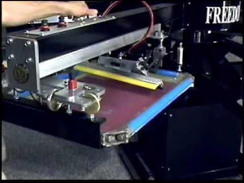 Workhorse Tuf Freedom Automatic Printer