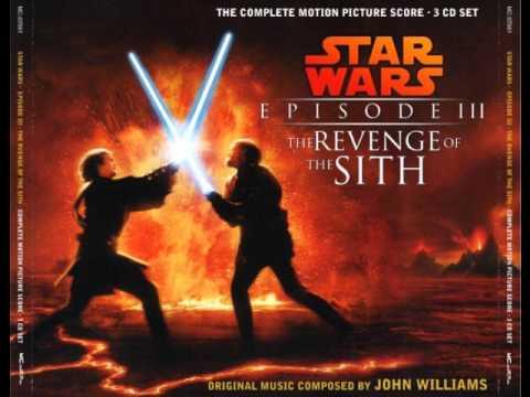 Star Wars Soundtrack Episode III , Full Soundtrack : Complete Score (New)