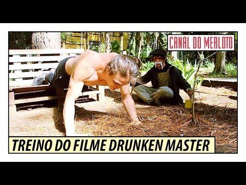 Treino Completo Do Jackie Chan: Drunken Master (1978)