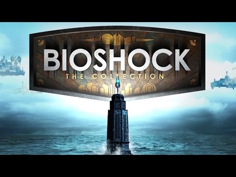 BioShock The Collection Trailer (Bioshock Remastered Collection Trailer)
