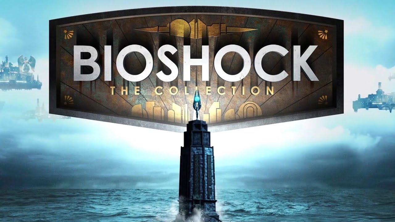 Resultado de imagem para Bioshock The Collection