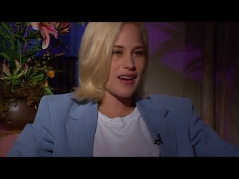 """True Romance 1993 """"Patricia Arquette Alabama talks about her character"""""""