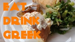 Eat and Drink Greek! - Travel VLOG 74 [Greece] - The Way Away