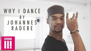 'I Felt I Could Take Over The World': Why I Dance By Johannes Radebe | BBC Three Does Strictly