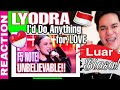 ENG FOREIGNER REACTS TO LYODRA GINTING - I'D DO ANYTHING FOR LOVE |INDONESIAN IDOL | PHILIPPINES