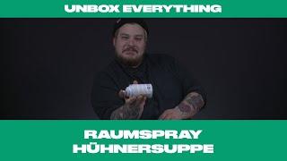 Unbox Everything: Hühnersuppen-Raumspray