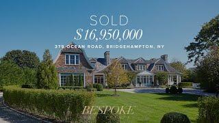 Hamptons Real Estate - 379 Ocean Road, Bridgehampton, NY