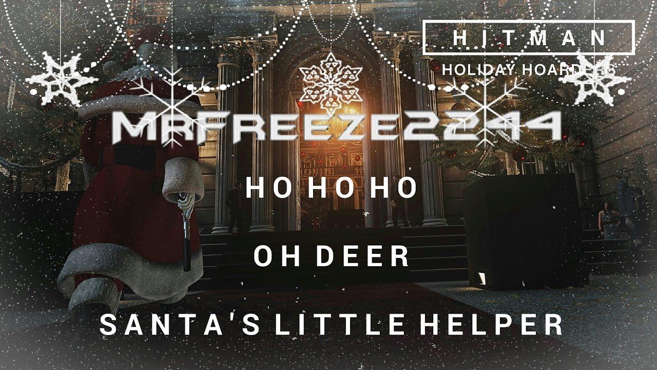 Download HITMAN - Ho Ho Ho, Santa's Little Helper, Oh Deer - Holiday Hoarders - Christmas Challenge Pack