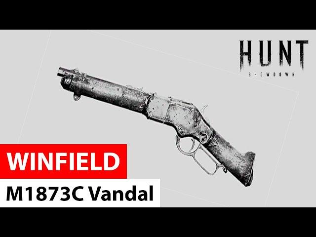 Winfield M1873C Vandal - Hunt: Showdown
