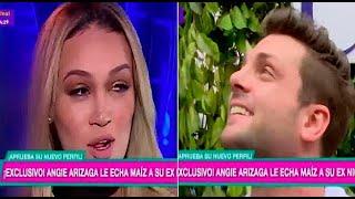 Angie Arizaga alaba la nueva nariz de Nicola Porcella pero Gigi Mitre lo destruye - Válgame Dios