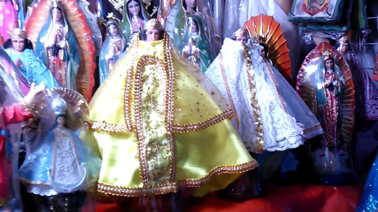 Vestidos virgen de urkupina