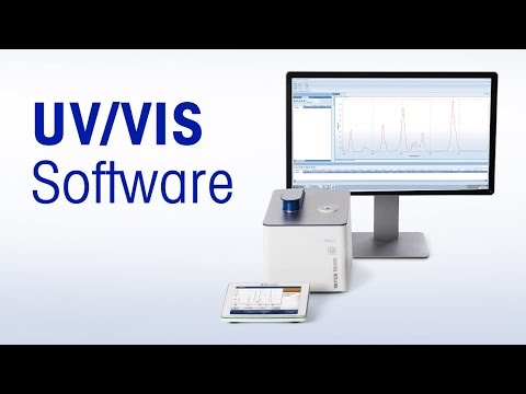 LabX UV/VIS Spectroscopy Software