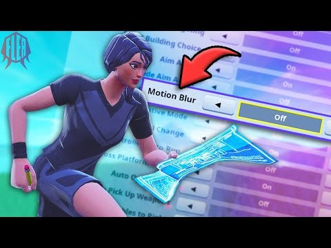So Fortnite Added This New Setting To Console...