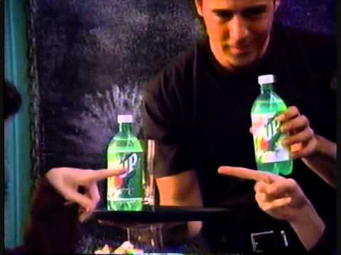 7Up Its an Up Thing commercial 1997